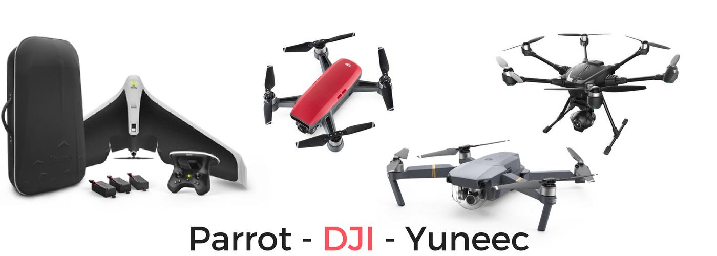 Vendita di droni