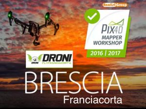 Pix4Dmapper workshop