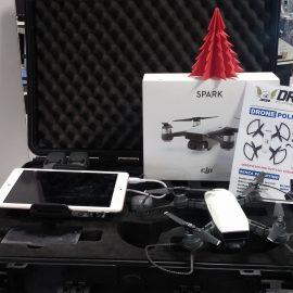 Police kit drone